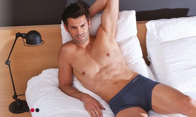 Le sous-vêtement masculin idéal