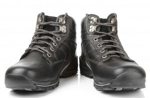 Des chaussures d'hiver pour hommes